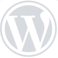 Logo di WordPress - Perché aggiornare WordPress